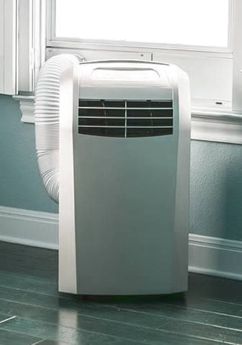 Fully Self Evaporating Portable Air Conditioner
